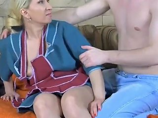 Fucking Russian Mom